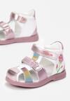 Różowe Sandały Anidia
