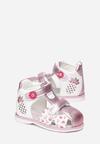 Różowe Sandały Claliana