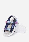 Niebieskie Sandały Halirina