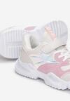Biało-Różowe Buty Sportowe Octolite