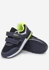 Niebiesko-Zielone Buty Sportowe Dorynore