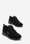 Czarne Buty Sportowe Auramere