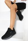 Czarne Buty Sportowe Kynelle