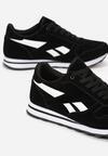 Czarne Buty Sportowe Shelfly