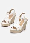 Białe Sandały Ilalodia