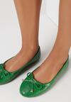 Zielone Balerinki Galipheu