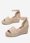 Beżowe Sandały Arineva