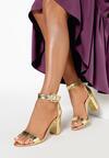 Złote Sandały Delothia