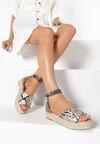 Wężowe Sandały Kelaseise