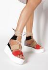Beżowe Sandały Laraira