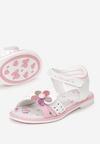Różowe Sandały Terila