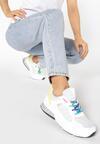 Białe Sneakersy Rainbow Dream