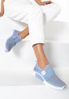 Niebieskie Buty Sportowe Loraelura