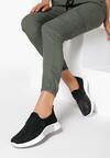 Czarne Buty Sportowe Loraelura