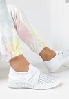Białe Buty Sportowe Loraelura