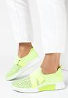 Limonkowe Buty Sportowe Loraelura