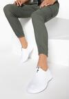 Białe Buty Sportowe Asiphia