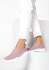 Różowe Buty Sportowe Asiphia