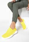 Żółte Buty Sportowe Asiphia