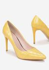 Żółte Szpilki Pisilane