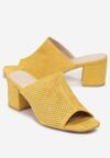 Żółte Klapki Physaphine
