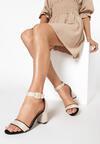 Beżowe Sandały Larairinia