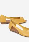 Żółte Balerinki Aethiphonos