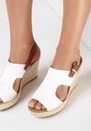 Białe Sandały Limopheu
