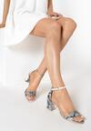 Wężowe Sandały Shely