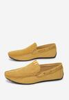 Żółte Mokasyny Delolis