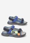 Jasnoniebieskie Sandały Aurane