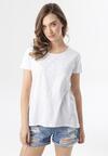 Biały T-shirt Assathea