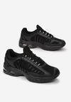 Czarne Buty Sportowe Chaliria