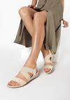 Beżowe Sandały Eireve