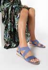 Niebieskie Sandały Eireve
