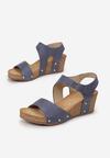 Niebieskie Sandały Eirely