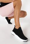 Czarne Sneakersy Fontamala