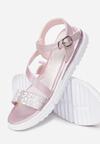 Różowe Sandały Mayalin