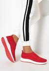 Czerwone Sneakersy Oleles