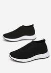 Czarne Sneakersy Oleles