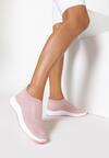 Różowe Sneakersy Oleles