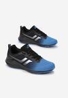 Czarno-Niebieskie Buty Sportowe Arriewai