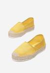 Żółte Espadryle Selfoss