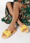 Żółte Klapki Hofn