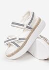 Białe Sandały Naulin