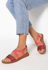 Czerwone Sandały Dalisea