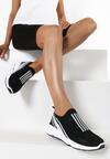 Czarne Sneakersy Dorilirea
