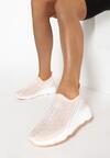 Różowe Sneakersy Dorilirea