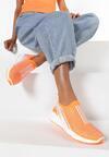 Pomarańczowe Sneakersy Dorilirea