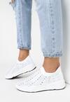 Białe Sneakersy Acanos